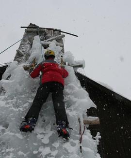 Lezení v ledu